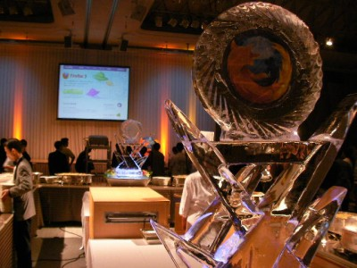 Firefox3 Ice Trophy