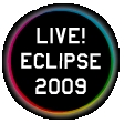 Logo of Live! Eclipse 2009
