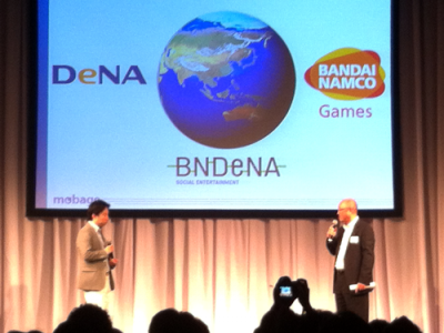 BNDeNA presentation