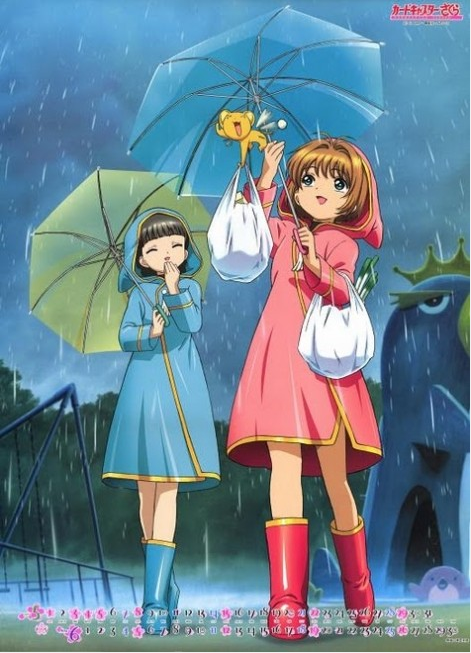 card-captor-sakura-raincoat